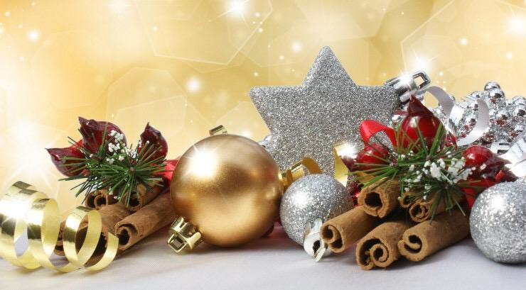 Feliz Natal e um ano de 2021 melhor a todos!