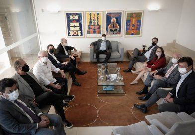 """PSDB, DEM, Cidadania, PV e PODE se reúnem para debater """"terceira via"""""""